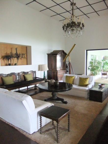 Bawa House Sitting Area