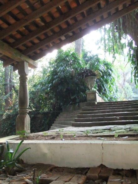 Bawa House Steps