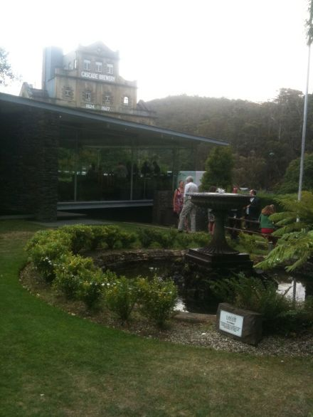 Hobart Cascade Brewery Ten Days Launch