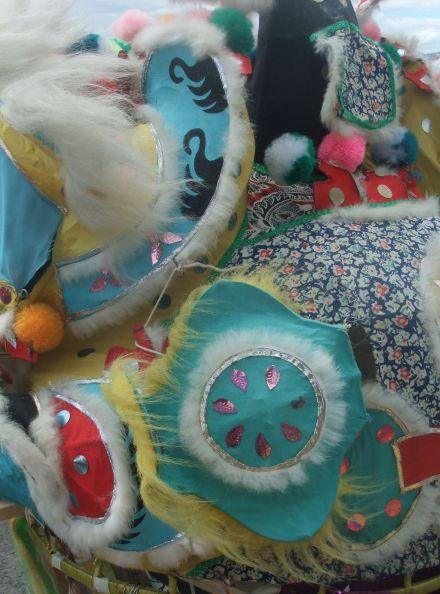 Hobart Chinese New Year Dragon