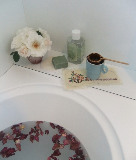 Luxury Bath Accoutrements