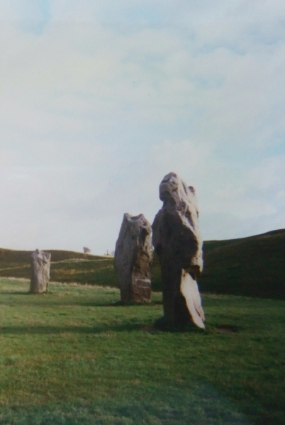 Avebury England Stone Henge