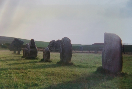 Avebury UK Historic Henge