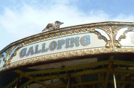 Carousel Galloping Gallopers Tasmania