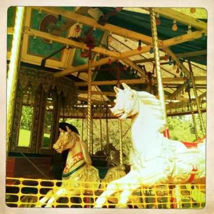 Carousel Vintage Merry Go Round Horse