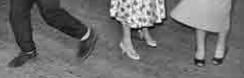 Dancing Feet Vintage Style