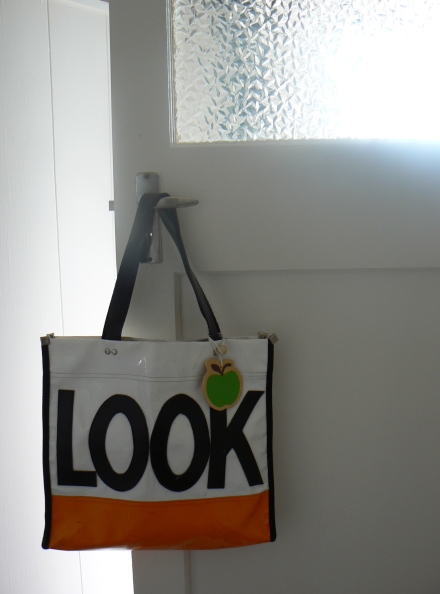 Look Bag Penny Scallan Luggage Name Tag