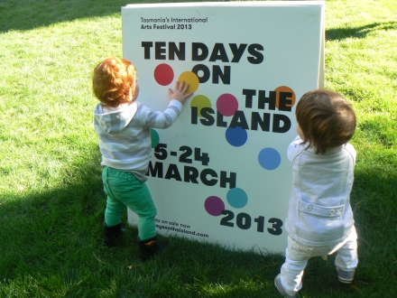 Moments Ten Days Sign Children