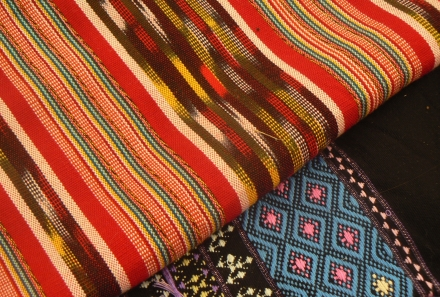 Moments Woven Tribal Fabric Hobart