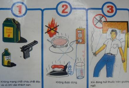 Vietnam Forbidden Smoking Weapons Electrical