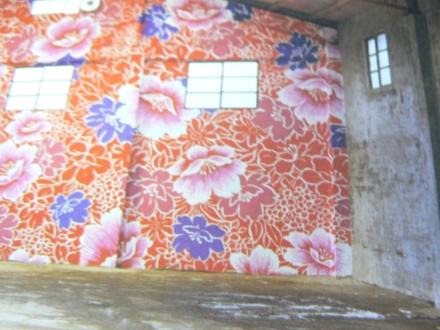 Great WAlls Michael Lin Flower Print Pattern Mural Warehouse