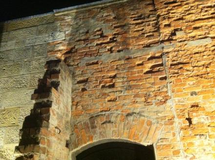 Great Walls Tasmanian Art Gallery Museum Exterior Bricks