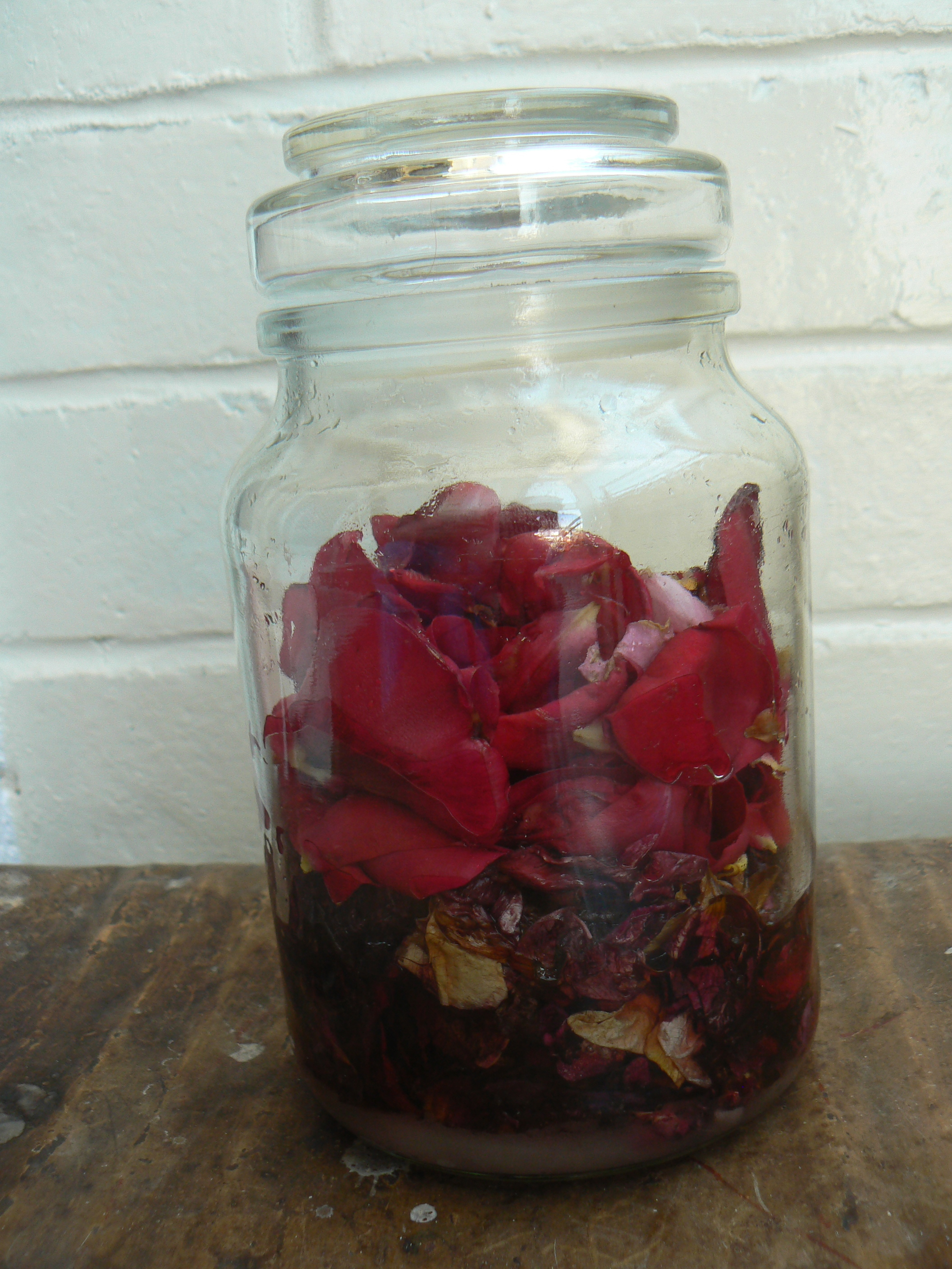 Preserved Figs With Spices And Rose Petals Recipes — Dishmaps