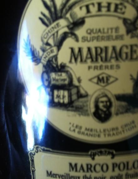 Pigeon Hole Hobart Cafe Mariage Freres Marco Polo Tea