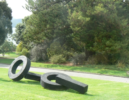 Marcus Tatton Technology Digital Binary Sculpture Tasmania