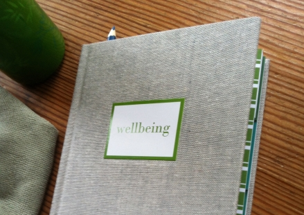 Clear Excercise Wellness Journal Diary Plan