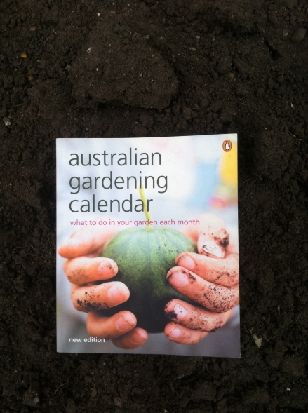 Clear Garden Bed Australian Garden Calendar Dig Dirt Earth
