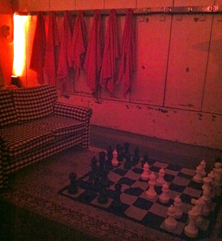 Dark Mofo O-Night Beam in Thine Own Eye Chess Mac1