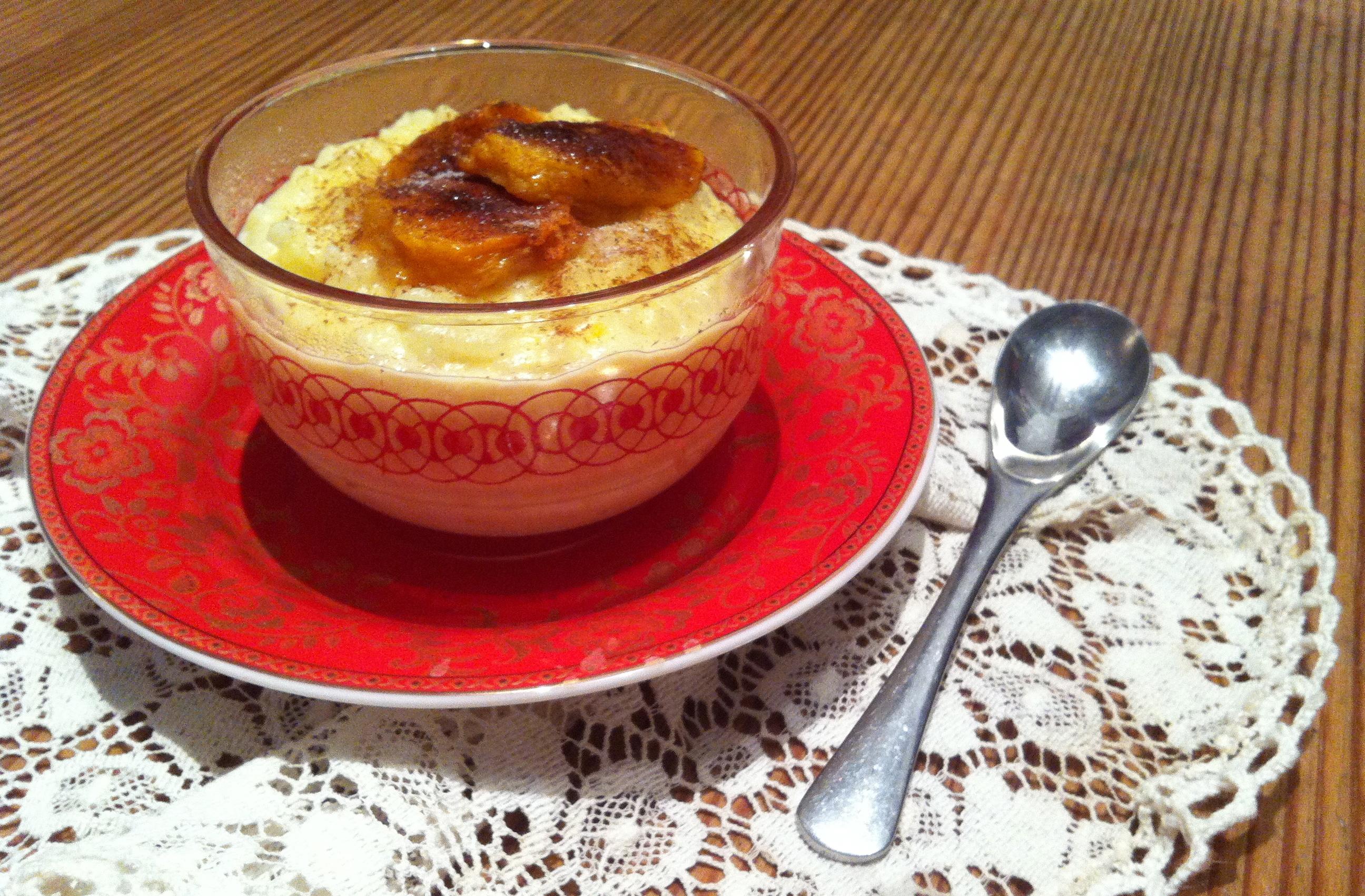 Rice Pudding | Many Cha Cha