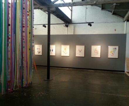 Pretty Exhibition Kat Mcleod Beci Orpin