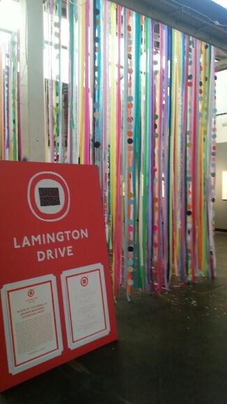 Pretty Lamington Drive Kat Mcleod Beci Orpin Streamers Collingwood