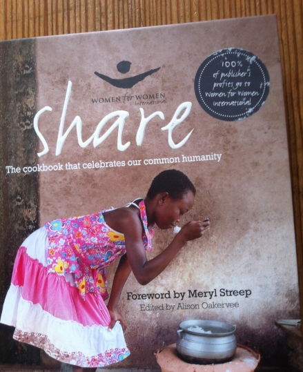 Share Cookbook Women for Women International Celebrate Common Humanity