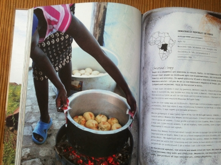 Share Cookbook Women for Women International Common Humanity Alison Oakervee
