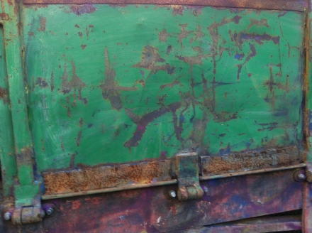 Transport Train Old Rust Paint Hobart Glenorchy Museum