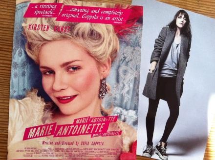 Chic France Women Marie Antoinette Charlotte Gainsboug