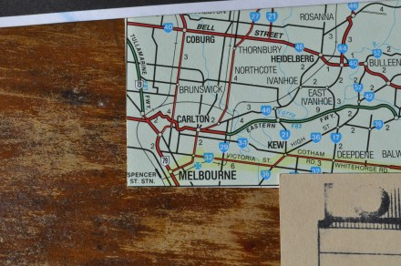 Homesick Melbourne Map Favourite Places Secrets