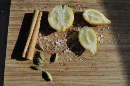 Morocco Lemon Souk Aamor Agdoud N'Oulmghenni