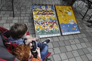 Kids Japan Tokyo Fete Vintage Game Pinball