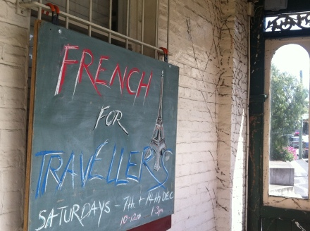 French for Travellers Travel at Home Alliance Francaise Classes Hobart