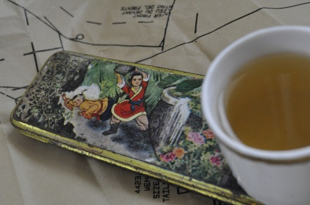 Iron Goddess Fujian Oolong Chinese Tea