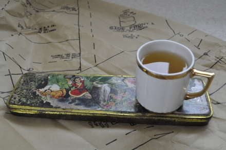 Iron Goddess of Mercy Chinese Fujian Oolong Cup Tea