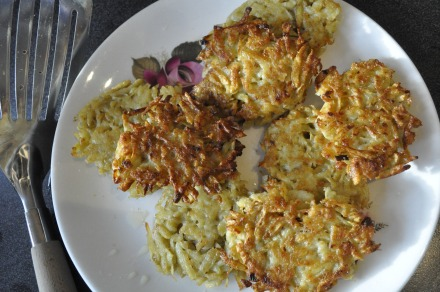 Chanukah Hanukkah Latke Plate Ideal Colour