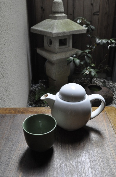 Ippodo Tea House Sencha Green Kyoto Japan