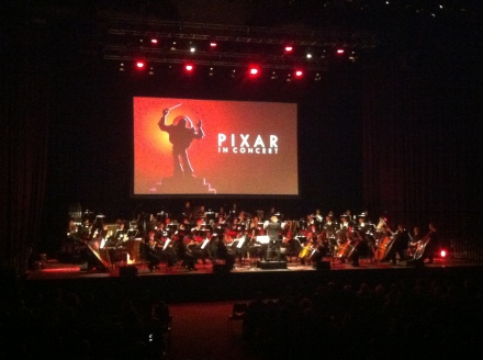 Mona Foma Mofo Tasmania Pixar in Concert Symphony Orchestra