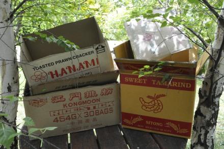 how to make cardboard kitchen supplies