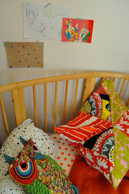Scandi Squishions Cushions Marimekko Ikea Make Vintage