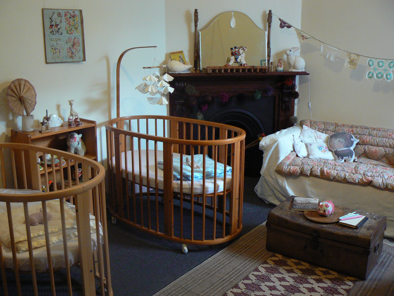 Stokke Crib Twins