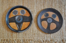 make car steering wheel easy craft kids