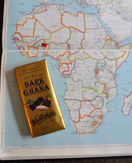 Travel At Home Ghana Chocolate Origins Learn Many Cha Cha