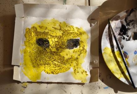 Venice Carnival Carnevale Mask Brighella Commedia Del Arte