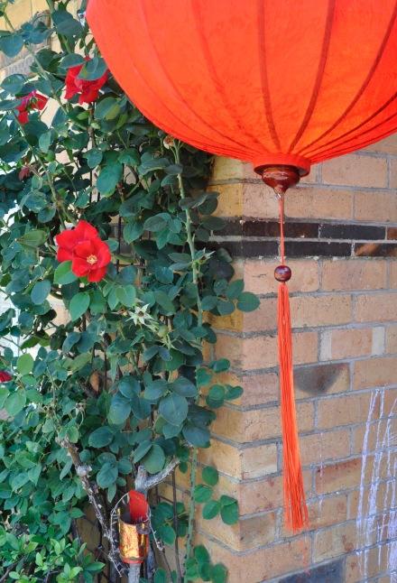 Many Cha Cha Lantern Chinese Red Home Travel Decor Decoration
