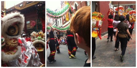 Chinese Lunar New Year of the Monkey 2016 Chinatown Parade Melbourne Festival Travel at Home