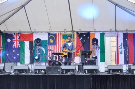 Festival of Bendigo Multicultural Arts Cultures Victoria Geoffrey Williams Concert Music
