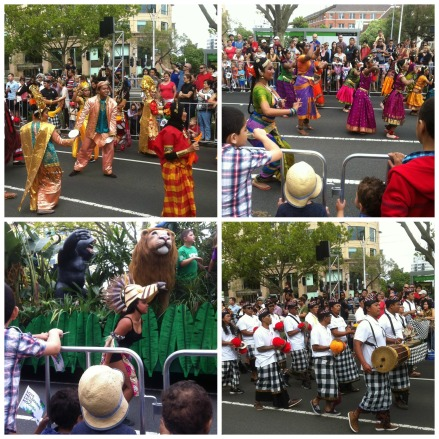 Moomba Melbourne Multicultural Arts Culture Parade India Indonesia Travel at Home