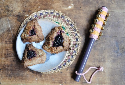 Purim Hamantaschen Gluten Free Elderberry Syrup Traditional Biscuit Recipe