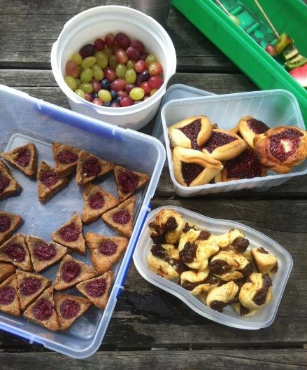 Purim New Traditions Cultural Jewish Hamantaschen Healthy Sugar Free Celebration Children Kids